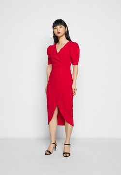 SISTA GLAM PETITE - LEXI - Cocktail dress / Party dress - red