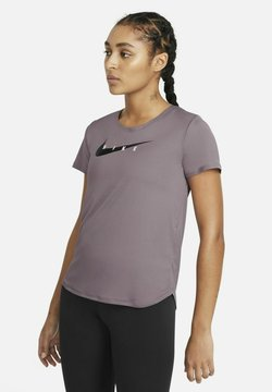 Nike Performance - RUN - T-Shirt print - purple smoke