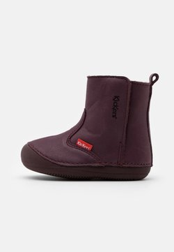 Kickers - SOCOOL CHO UNISEX - Classic ankle boots - violet fonce