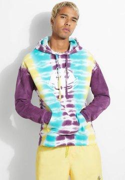 Guess - Sweat à capuche - mehrfarbig violett