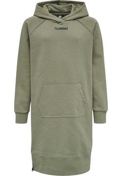 Hummel - Korte jurk - vetiver