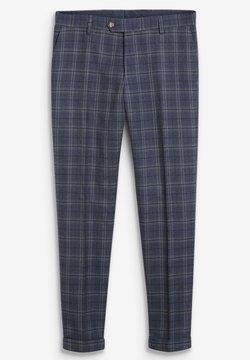 Next - Spodnie garniturowe - blue