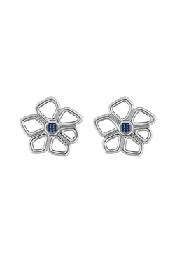 Tommy Hilfiger - Earrings - silber