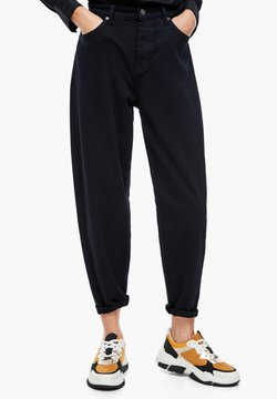 s.Oliver - REGULAR FIT - Jeans Relaxed Fit - black