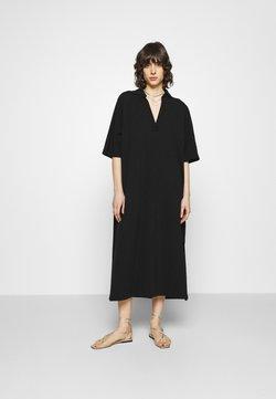 Hope - POLO DRESS - Maxikleid - black
