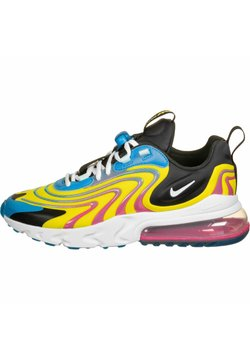 Nike Sportswear - SCHUHE AIR MAX 270 REACT - Zapatillas - laser blue/white/anthracite