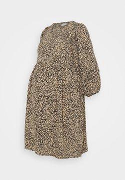 Pieces Maternity - PCMGILBERTA  DRESS - Vestido informal - black