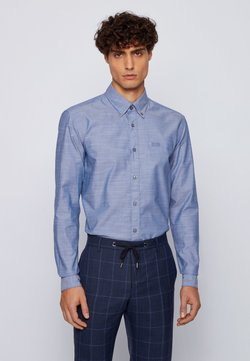 BOSS - Businesshemd - open blue