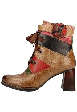 LAURA VITA - Ankle Boot - chocolat