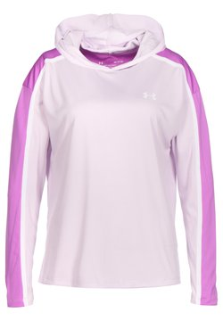 Under Armour - Funktionsshirt - crystal lilac/exo