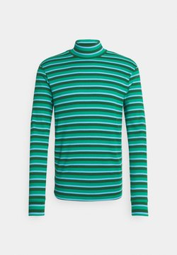 Weekday - MARK TURTLENECK UNISEX  - Pullover - dark green