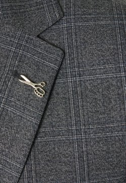 Shelby & Sons - STACKSTEAD SUIT SET - Completo - charcoal