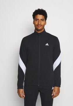 adidas Performance - Trainingsanzug - black/white