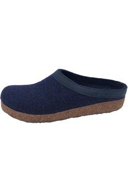 Haflinger - GRIZZLY TORBEN - Pantolette flach - jeans