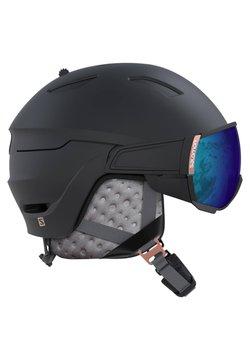 Salomon - MIRAGE - Helm - nearly black