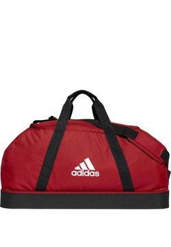 adidas Performance - Sporttasche - team power red / black / white