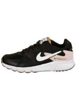 Nike Sportswear - ATSUMA - Sneakers basse - black/sail/barely rose/gum light brown