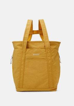 anello - 2WAY TOTE BACKPACK UNISEX - Reppu - yellow