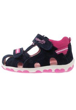 Superfit - FANNI - Vauvan kengät - blau
