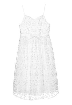 Chi Chi Girls - GIRLS INDIA DRESS - Vestito elegante - white