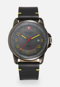Swiss Military Hanowa - SWISS GRENADIER - Rannekello - black