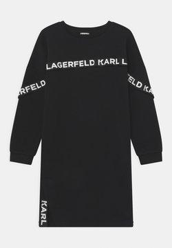 KARL LAGERFELD - Vardagsklänning - black