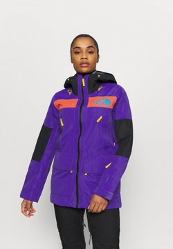 The North Face - TEAM KIT JACKET - Outdoorjacke - purple/red/black