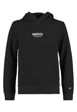 America Today - STEVEN JR - Hoodie - washed black