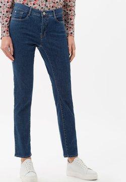 BRAX - STYLE CAROLA - Jeans Slim Fit - clean regular blue
