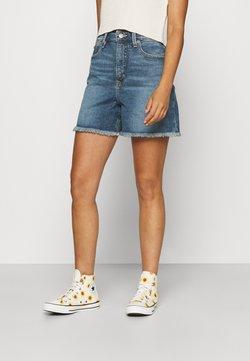 Lauren Ralph Lauren Petite - Shorts vaqueros - dark-blue