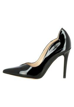 Evita - High Heel Sandalette - schwarz