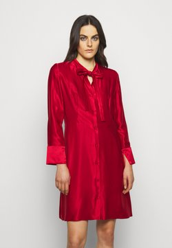 HUGO - KEMERA - Cocktail dress / Party dress - medium red