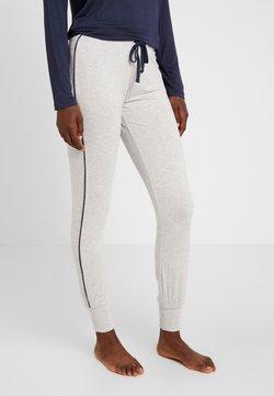 Esprit - JAYLA SINGLE PANTS LEG - Nachtwäsche Hose - light grey