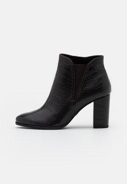 Tamaris - Korte laarzen - dark mocca