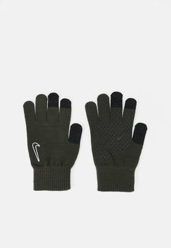 Nike Performance - TECH AND GRIP GLOVES  - Fingervantar - sequoia/black/white
