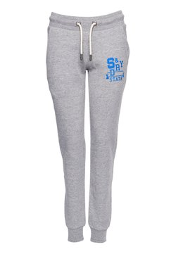 Superdry - TRACK & FIELD CLASSIC  - Jogginghose - soft grey marl