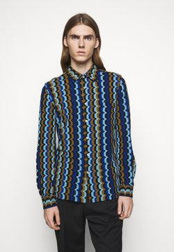 Missoni - LONG SLEEVE - Overhemd - blue