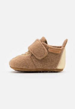 Bisgaard - BABY - Chaussons - camel/gold