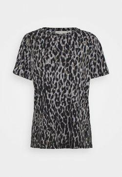 InWear - ALMA - T-Shirt print - ash grey
