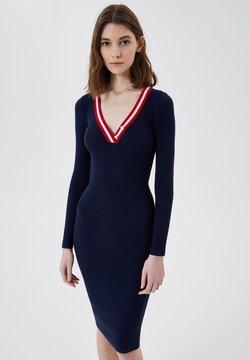 Liu Jo Jeans - Vestido de punto - night blue