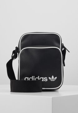adidas Originals - VINT MINI BAG - Sac bandoulière - black