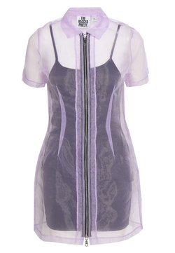The Ragged Priest - SHIRT DRESS - Cocktail dress / Party dress - lilac