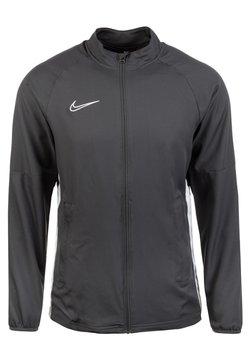 Nike Performance - DRY ACADEMY - Trainingsjacke - anthracite/white