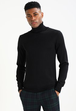 Casual Friday - KONRAD  - Pullover - black