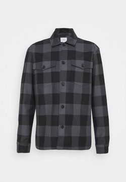 Minimum - FJELL - Camicia - dark grey