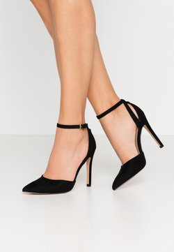 ONLY SHOES - ONLCHLOE - Korolliset avokkaat - black