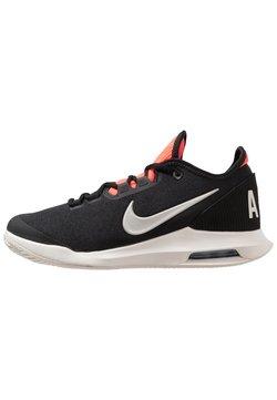 Nike Performance - COURT AIR MAX WILDCARD CLAY - da tennis per terra battuta - black/phantom/bright crimson