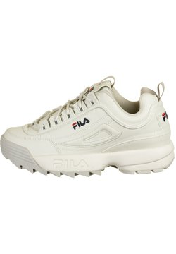 Fila - DISRUPTOR - Baskets basses - marshmallow/silver cloud