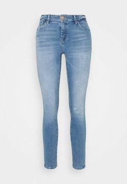 ONLY - ONLCARMEN LIFE REG - Jeans Skinny Fit - light medium blue