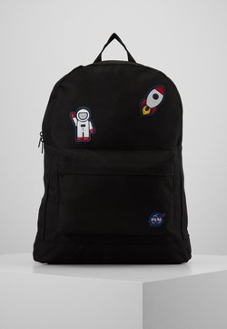 Urban Classics - NASA BACKPACK - Reppu - black
